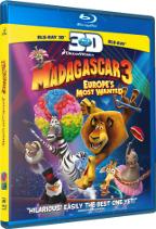 madagascar 3 bd