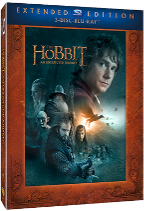 the hobbit extended bd
